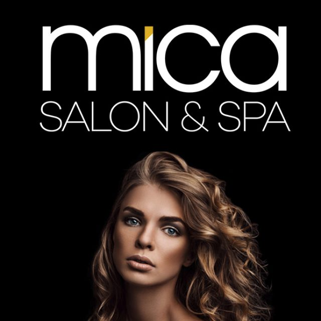 Mica — Salon & Spa —————-