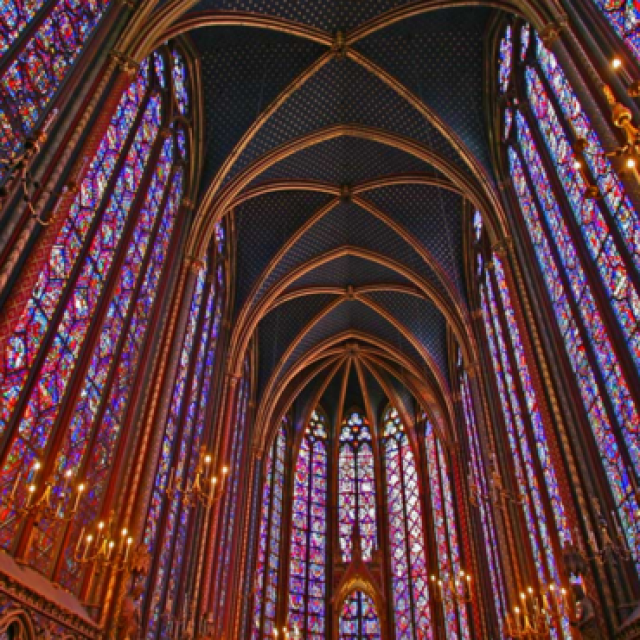 Eglise de Saint Chapelle